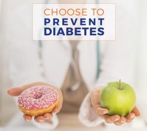 choose to prevent diabetes