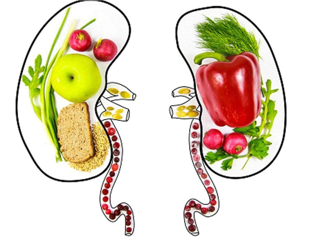 vegetables in renal diet